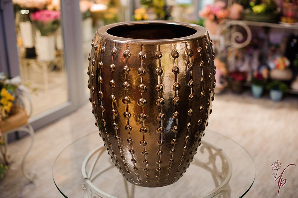 157Декорирование вазы в домашних условиях фото